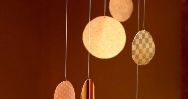 Hanging Circles Pazelys Polka Dot Birthday Pinterest Craft