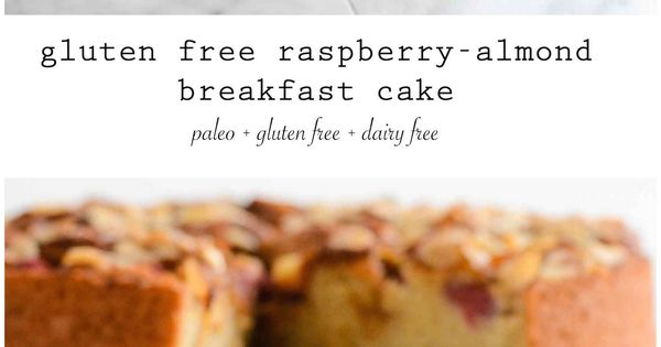 ... Almond Breakfast Cake | Recipe | Dairy, Gluten free and Cakes