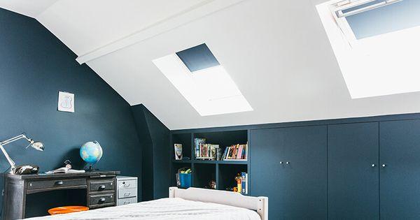nuances de bleu style industriel architecture photo style and architecture. Black Bedroom Furniture Sets. Home Design Ideas