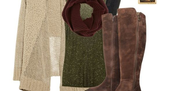 """Glitter & Sweaters"" by taytay-268 on Polyvore"