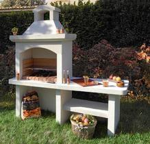 Fabriquer Son Barbecue Barbecue En Beton Barbecue Exterieur En Pierre Barbecue En Pierre