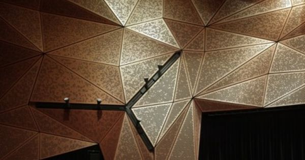 Uts Great Hall And Balcony Room Architecture Pinterest