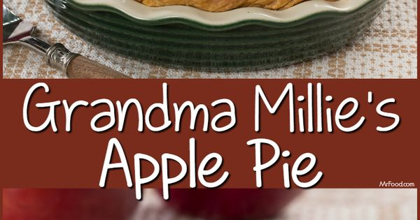 grandma millies apple