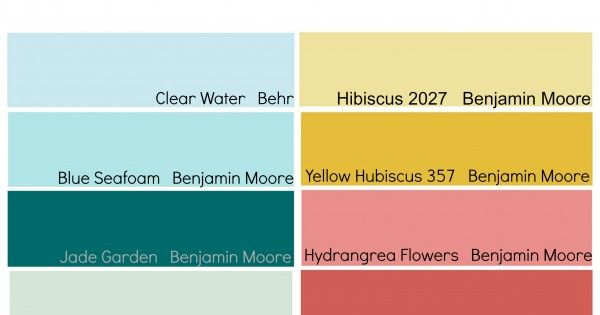 Image Result For Paint Colors With
