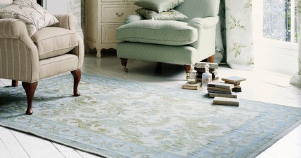 baroque traditional duck egg cotton and wool rug floor ideas pinterest traditional