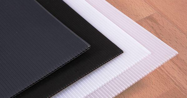 Details About Correx Cordek Fluted Plastic Hard Floor