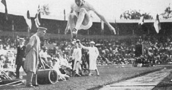1912 Albert Gutterso 466 Jpg 466 349 Track And Field Summer Olympics Long Jump