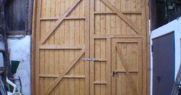 Bildergebnis Fur Garagen Schiebetor Holz Selber Bauen Schiebetor Holz Scheune Scheunentor