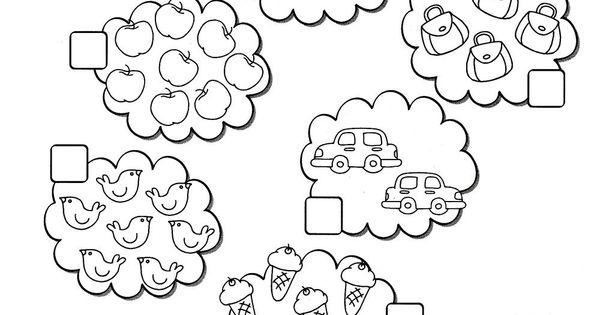 Задания в картинках для дошкольников по математике 67 лет 6