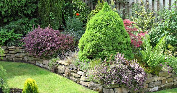 Landscaping Ideas Small Garden Designs