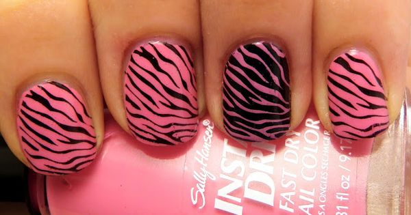 Fav. kind of nail polish and totally cool