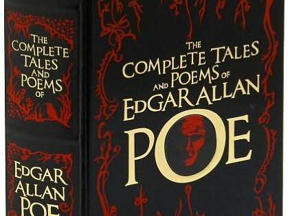 The Complete Tales and Poems of EdgarAllanPoe BarnesandNoble Leatherbound Classics