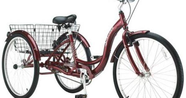 Schwinn Meridian Adult Comfort Trike Canadian Tire Vintage