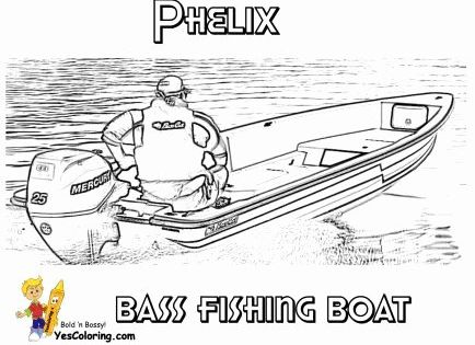 32 Speed Boat Coloring Page In 2020 Sports Coloring Pages Coloring Pages Inspirational Fish Coloring Page
