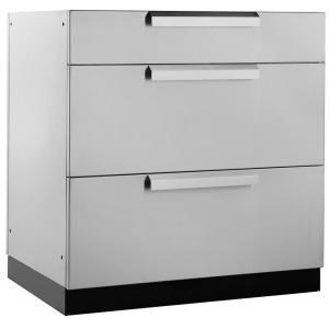 Outdoor Kitchen Storage Drawers