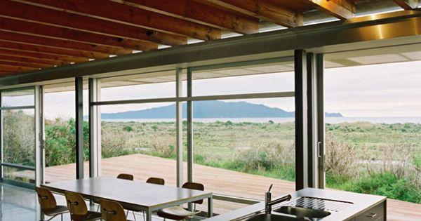 Love new zealand batch design the modern day designs for for Holiday home designs new zealand