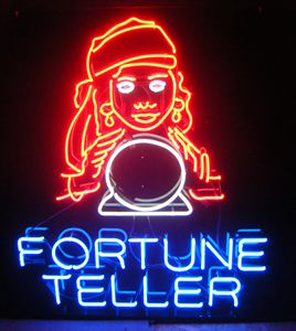 Fortune Teller Custon Neon Signs In Toronto Neon Signs Custom