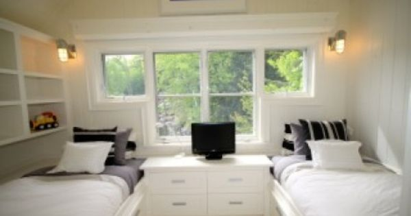 Built In Bed Property Listing And Built Ins On Pinterest