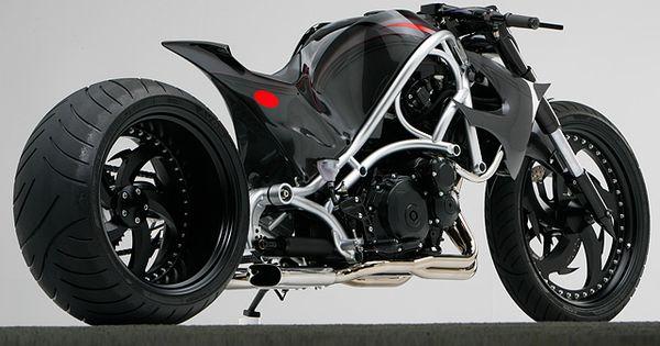 Random Motorcycle - I so want this Bike