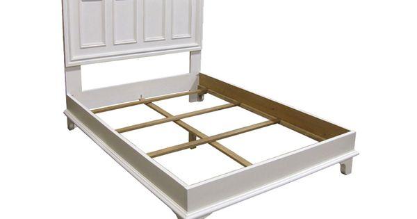 Platform bed kate madison furniture beds pinterest platform beds - Characteristics of contemporary platform beds ...