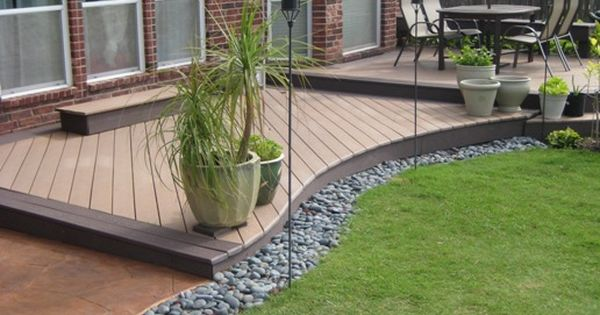 Eclectic Backyard Patio Designs