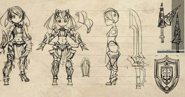 Character Design Layout : Character design layout tut stuffs pinterest