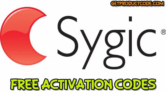 how to find my sygic product code