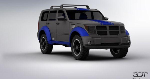 Dodge Nitro Designed By Cody Squier Dodge Nitro Nitro Dodge