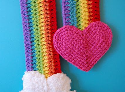 I have to make this because it is a rainbow and I