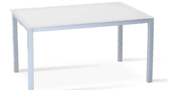 Mesa cadell mesa estructura met lica con recubrimiento - Estructura metalica mesa ...