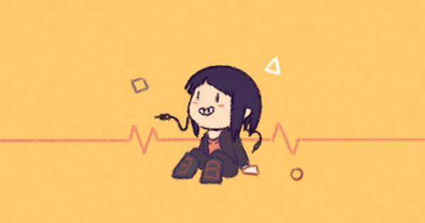 Hearing Hero Earphone Jack Cute Rock Girl Kyoka Jiro My Hero Hero Hero Academia Characters