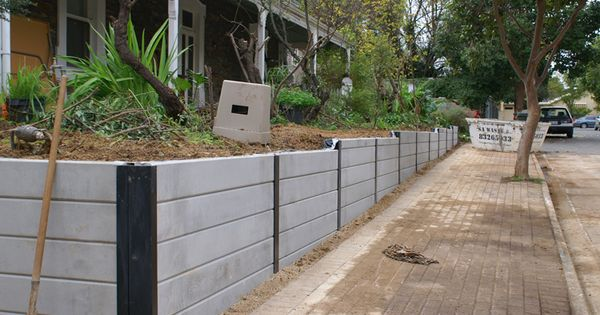 Creative Sleepers- Concrete Sleepers || Retaining Walls ...
