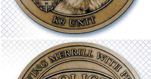 K9 Police Coins – HD Wallpapers