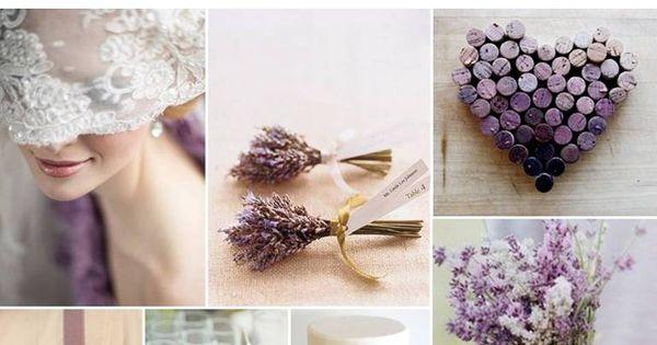 Violet Tulip - 2014 spring wedding color trends