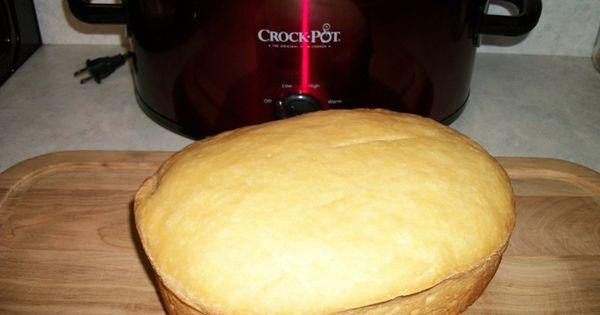 Crock Pot Bread or gluten free bread