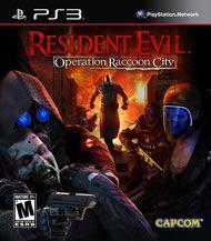 Resident Evil Operation Raccoon City Operation Raccoon City