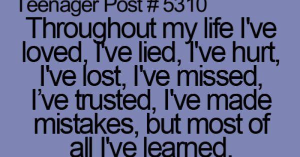 Teenager Post # 5310 | Teenager Posts