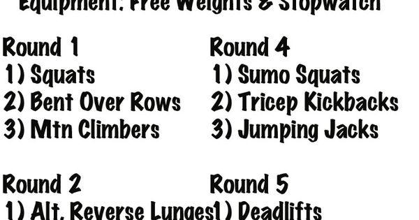 full body cardio  u0026 strength workout