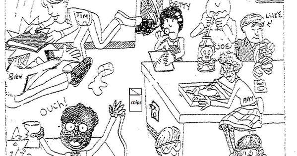 Cartoon On Lab Safety Worksheet S Pinterest The