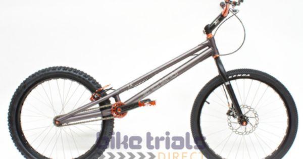 Echo Trials 24 Trial Bike Bicycle Dual Sport Motorcycle