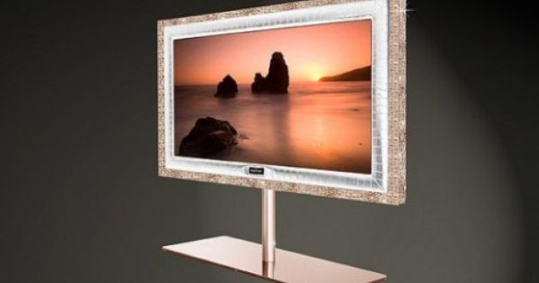 Most Expensive Television Prestigehd Supreme Rose Edition By