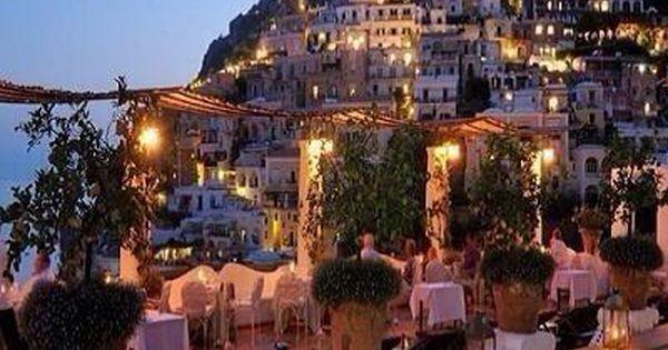 Positano, Italy (Amalfi Coast) On the bucket list!