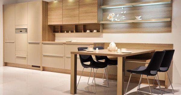 Kitchen Design Modern Wood Kitchen Kitchen And Bath Design Kitchen Inspirations Ligh Kitchen Design Light Wood Kitchens Kitchen Remodel Countertops