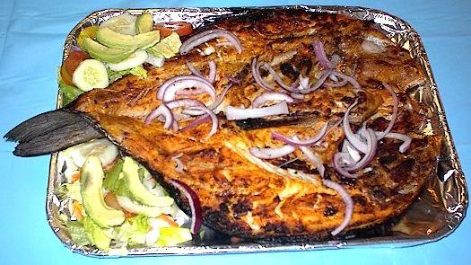 Recetas de cocina pescado zarandeado estilo sinaloa