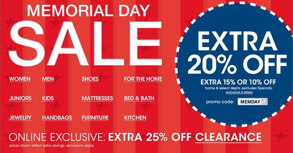 macy's memorial day sale 2014 commercial