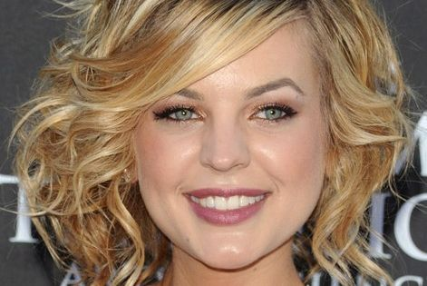 Short Wavy Hairstyles | Short Curly Hair Styles Hairstyles Short Hair Pictures