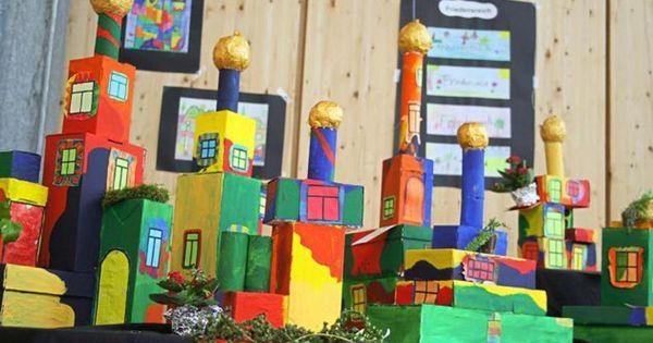 Bildergebnis Fur Hundertwasser Zwiebelturm Hundertwasser Kunst Kunstler