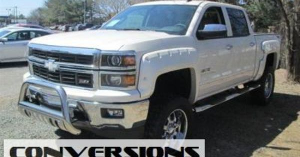Lifted 2014 Chevy Silverado 1500 Southern Comfort Apex With