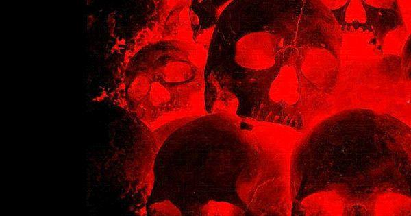 Evil Skull Wallpaper Wallpaper Evil Skull Wallpaper Hd Wallpaper Black Skulls Wallpaper Red And Black Wallpaper Skull Wallpaper