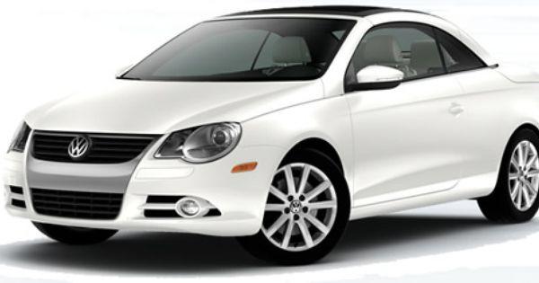 Volkswagen Eos Loveeeeeeee Vw Eos Volkswagen Dream Cars